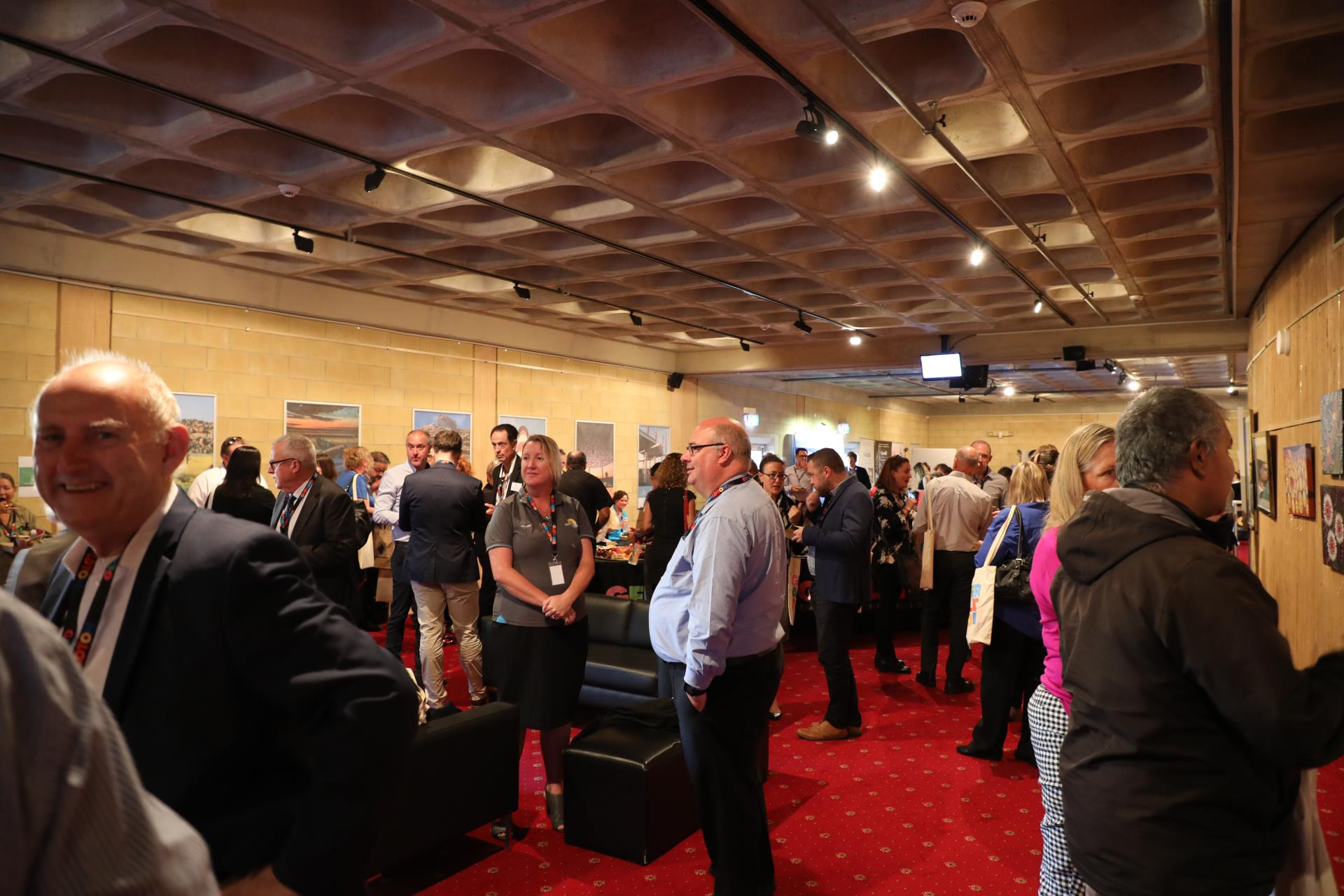 Over 230 delegates attended the Summit and enjoyed opportunities to network with government and industry representatives.
